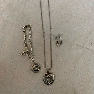 Brighton Necklace, Bracelet and Earrings
